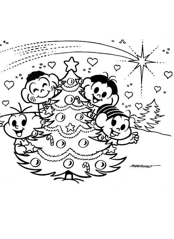 Colorir desenhos de natal online dating