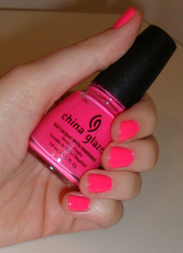 Neon nail polish colors?