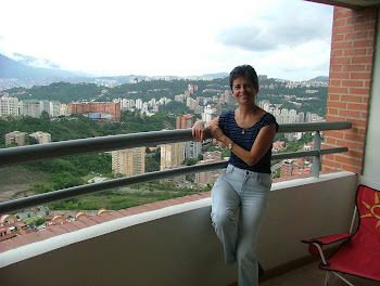 SILVIO E PATRÍCIA - Visita a Caracas