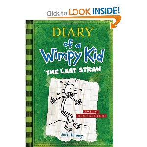 Of books and boys book review diary of a wimpy kid the last straw what can i say you can never go wrong with a jeff kinney book diary of a wimpy kid solutioingenieria