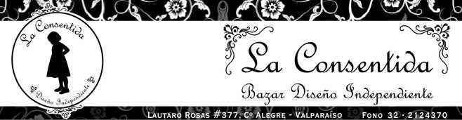 La Consentida - Bazar Diseño Independiente