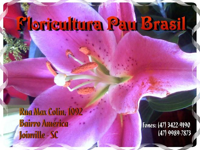 Floricultura Pau Brasil