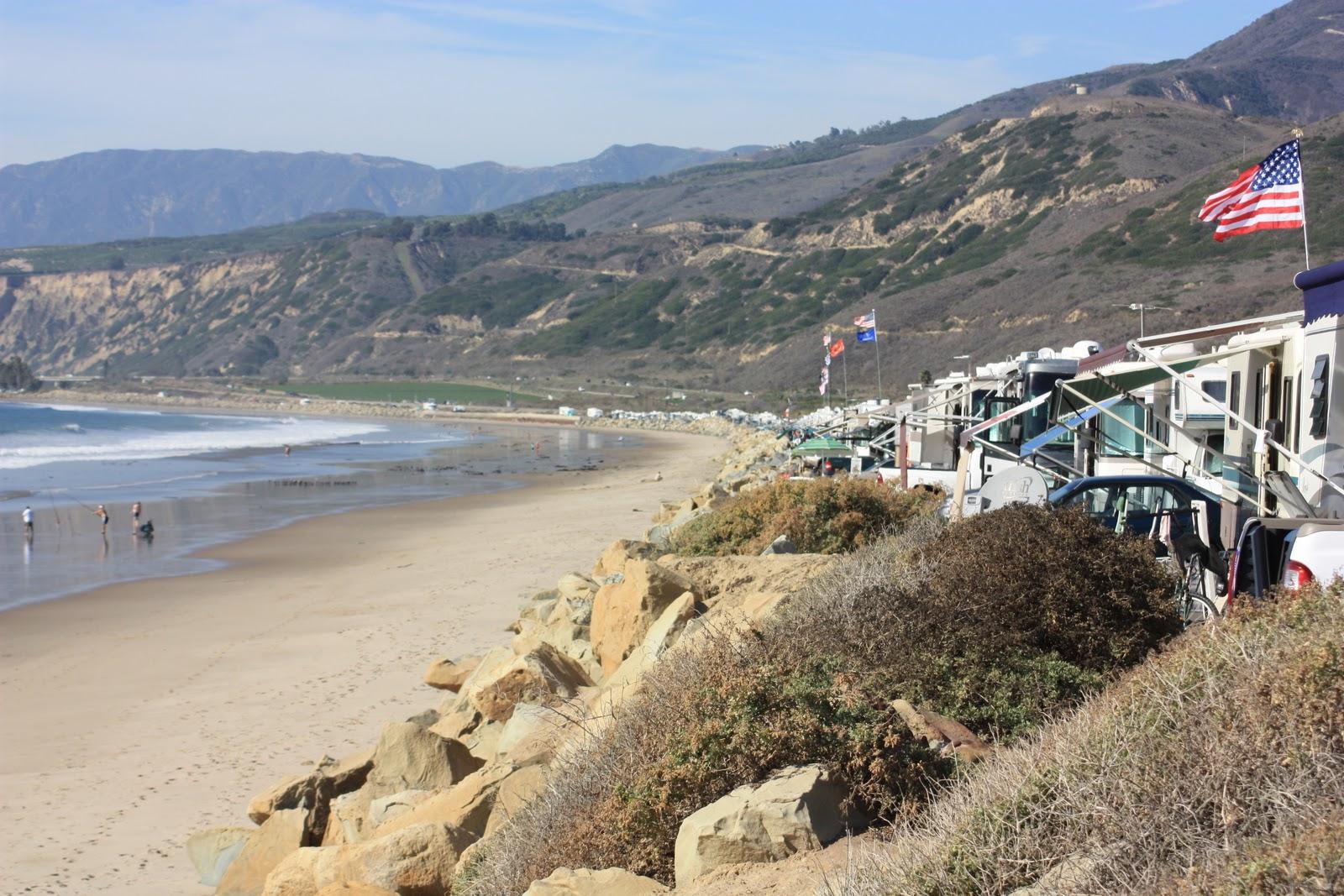 Ventura County Beach Rv Parking