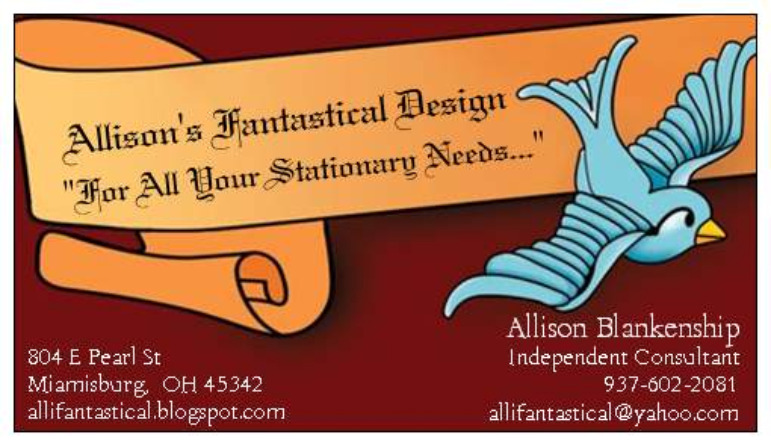 Allison's Fantastical Design