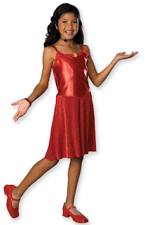 High School Musical Gabriella Costume