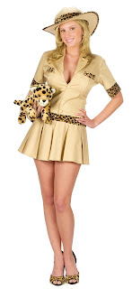 Sexy Safari Costume
