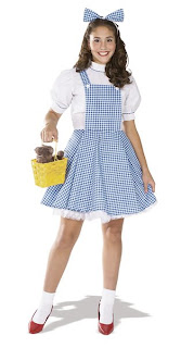 Dorothy Costume - Wizard of Oz Costumes