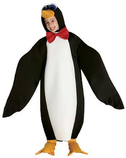 penguine costume