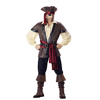 mens pirate costume