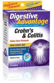 Digestive Advantage Chrons & Colitis?