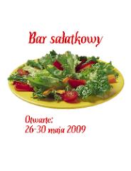 Bar sałatkowy