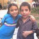 Lesly y Gabriel