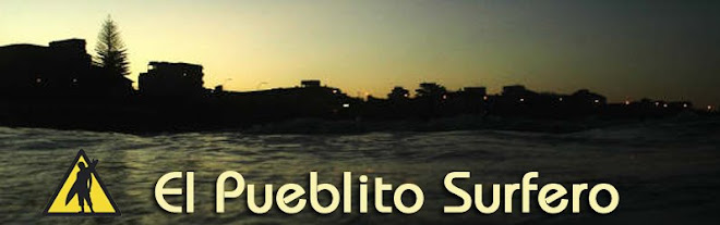 Surf argentina longboard el pueblito ramon point