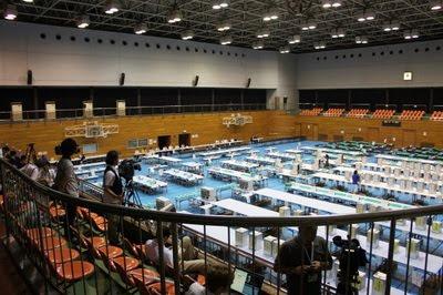 MobileHackerz再起動日記: 選挙...