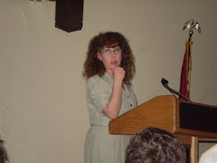 Diane Stocking at the Conference