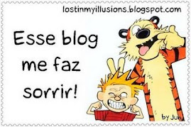 "Selo ""Esse blog me faz sorrir"