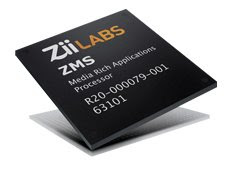Procesador Zii usado en el Zii Egg