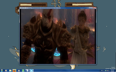 God of War II corriendo en Windows