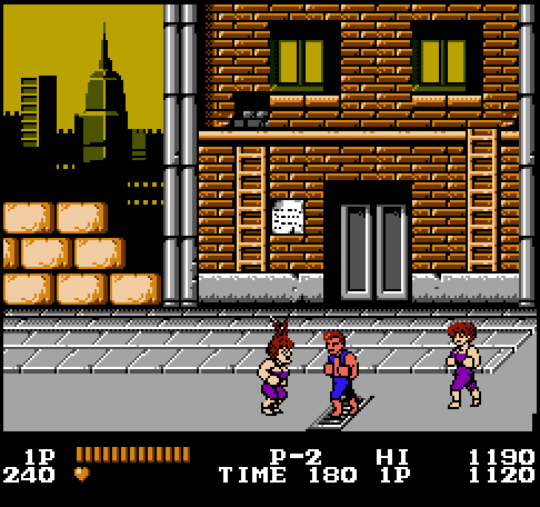 Double Dragon Online