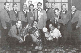 EL MAAESTRO TITO RODRIGUEZ Y ORQUESTA