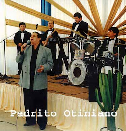Pedrito Otiniano celebra doble aniversario