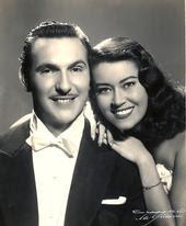 Olga y Tony..para la posteridad