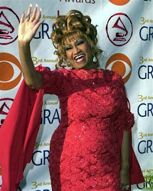 """La Reina Rumba : """" Celia Cruz !"""
