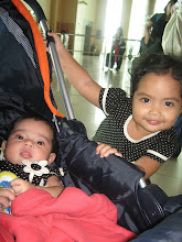 QASEH IMANI (2 TAHUN 2 BULAN) &amp; QAREENA ADANI (5 BULAN)