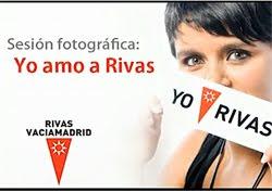""""""" Yo AMO Rivas"""""""