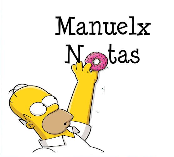 Manuelx notas vicitanos todos los días