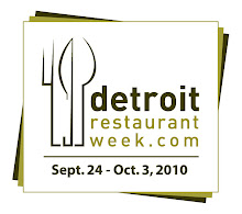 Official Blog of Detroit Restaurant Week