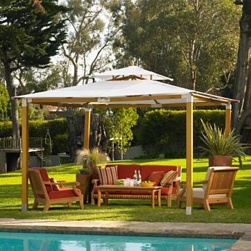gazebos  shade structures, patio furniture  se: Target