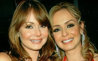 ... problema entre as gêmeas Gabriela e Daniela Spanic é o dinheiro