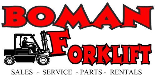 Boman Forklift