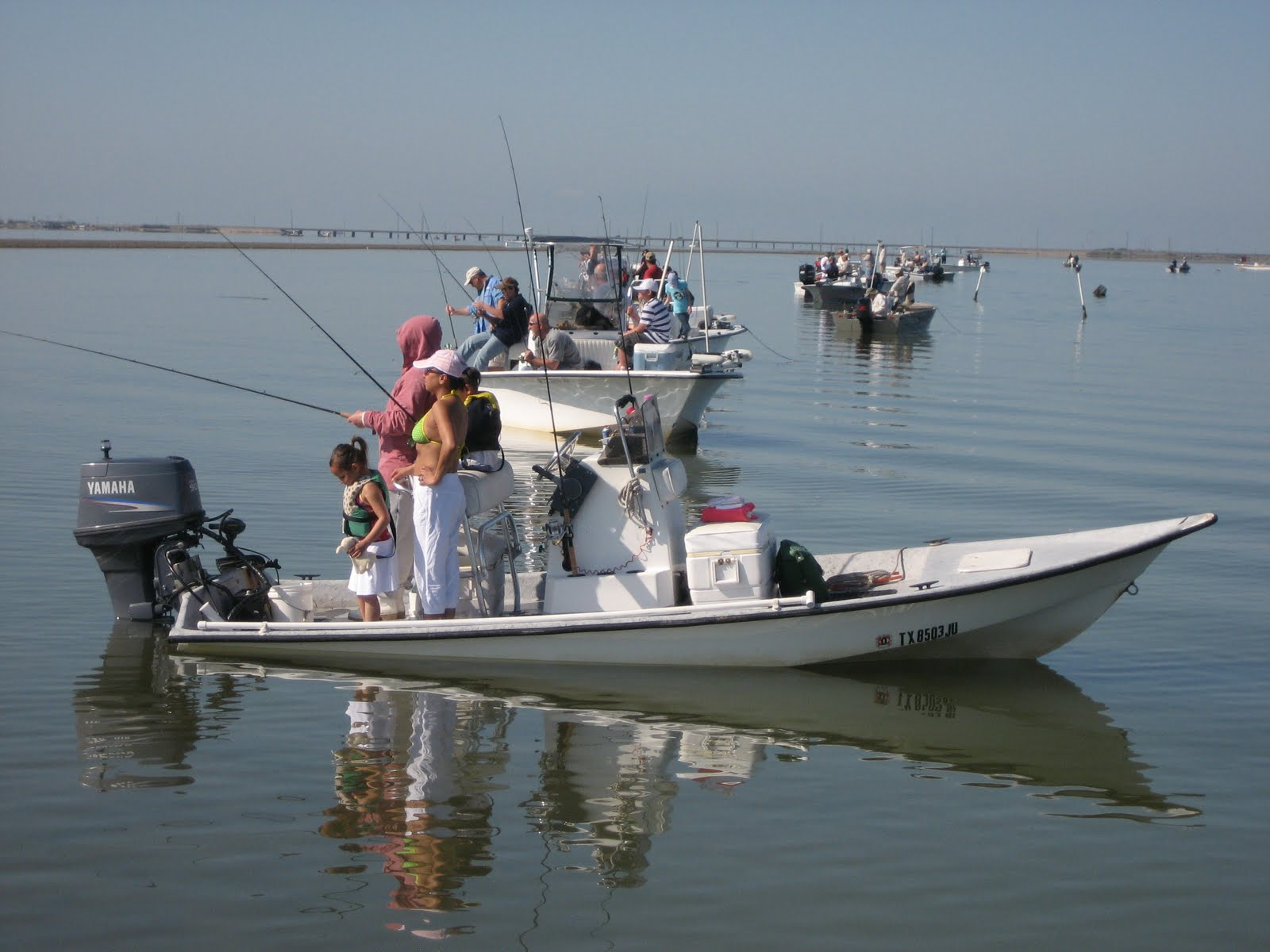 Bay fishing with bait 101 fishing a low for Fishing in port aransas