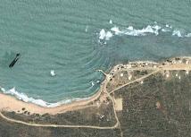 VISTA AEREA DEL COMPLEJO (Google Earth)
