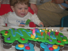 Adam is 2!