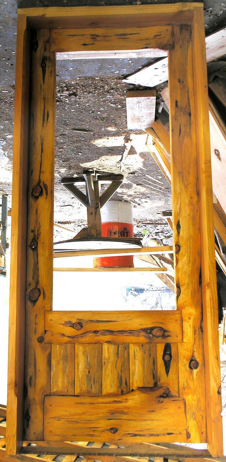 Muebles Artesanales: Puertas