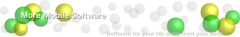More Mobile Software