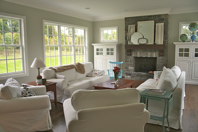 Vapor trails favorite paint colors blog - Green paint colors for living room ...