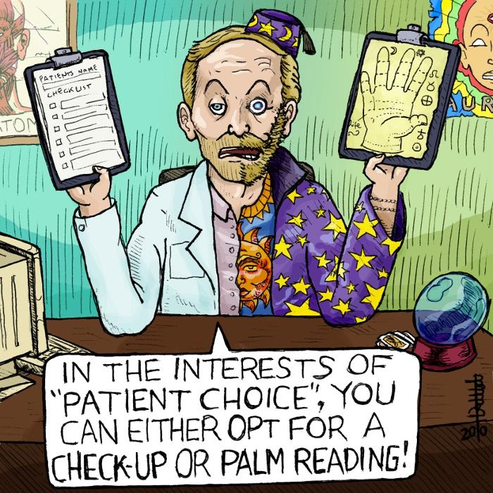 Alternative medicine 18th century 21