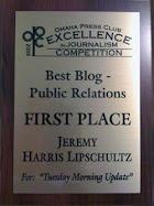 ...OPC 2009 Award...