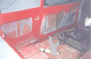 Restauracion Fiat 125 Coupe