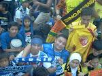 BOMBER & Singa Mania (Supporter Sriwijaya FC)