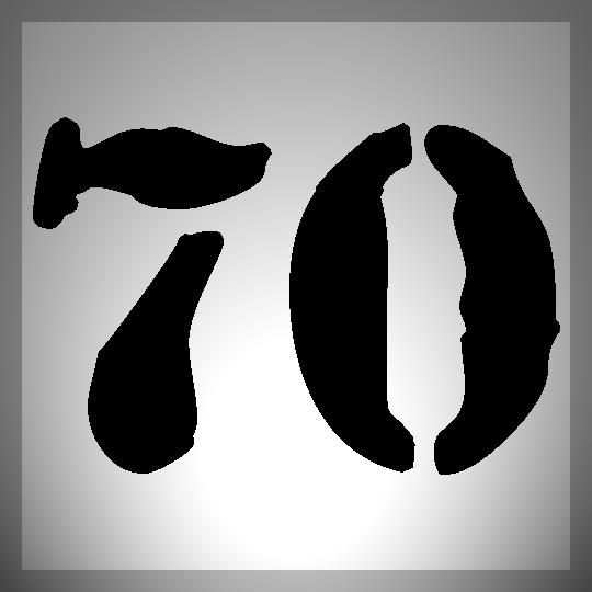 Numbers  Number 70