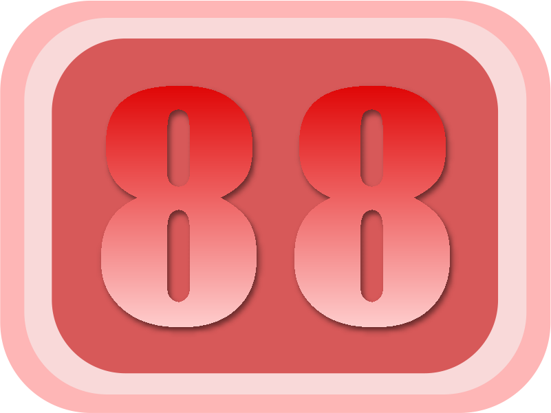 Numbers  Number 88