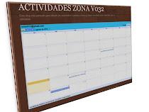 BLOG DE ACTIVIDADES ZONA V032