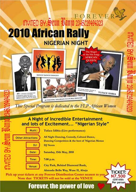 FLP 2010 African Rally