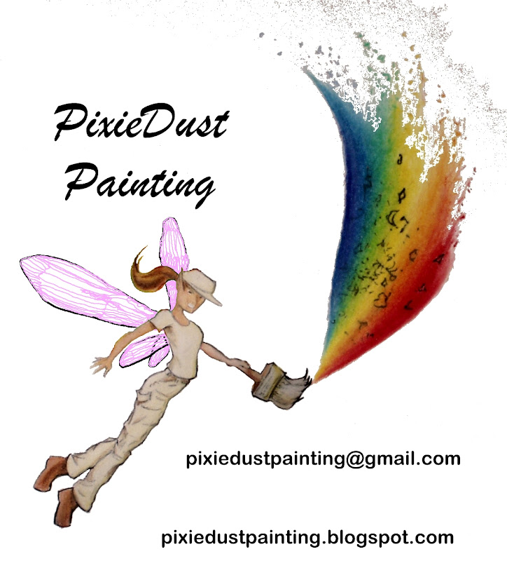PixieDust Painting Company title=