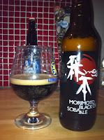 Rogue-fredag, Single Malt, Morimoto Soba och Morimoto Black Obi Soba
